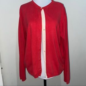 Tommy Hilfiger Button Up Top